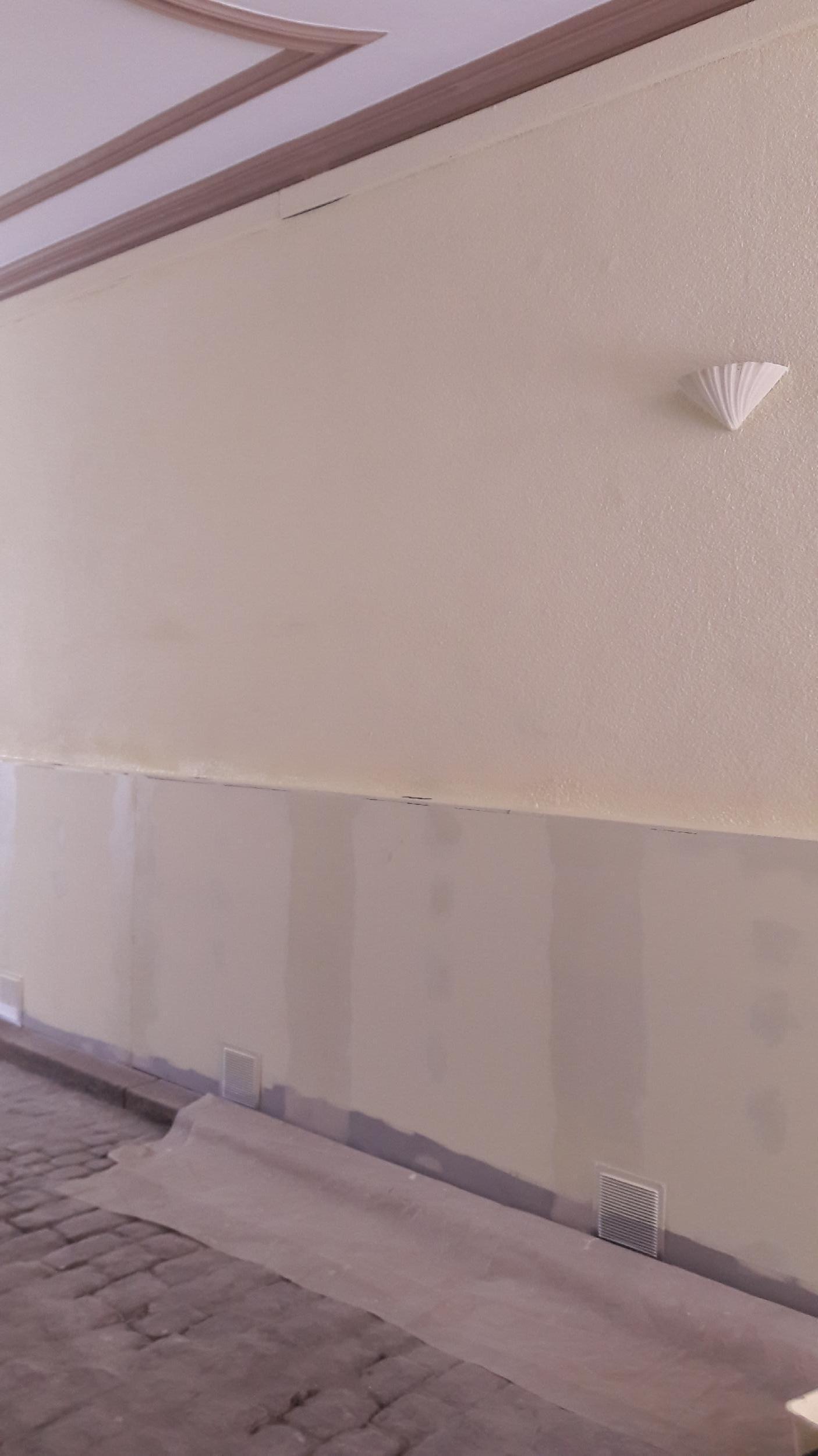 Chantier rénovation le Puy en Velay juin 2020