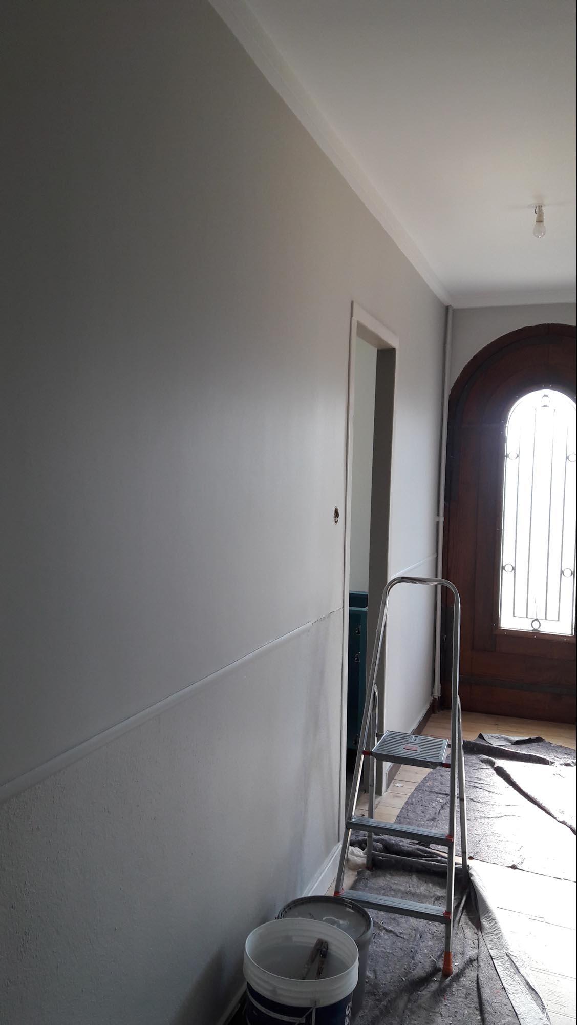 Chantier rénovation Le Monastier mai 2020