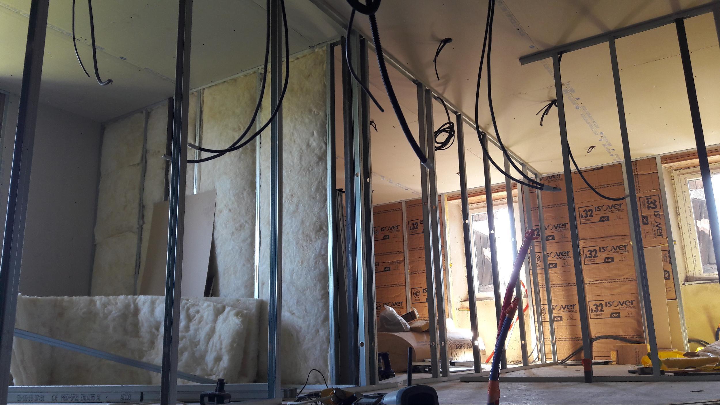 Chantier rénovation Cantal juin 2020